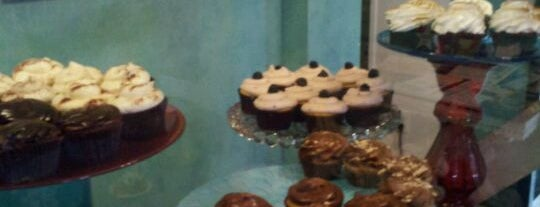 Lavender Moon Cupcakery is one of Gluten free.