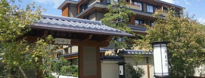 Kadensho is one of Japón.
