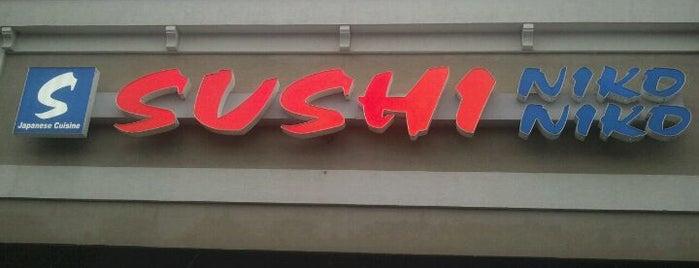 Niko Niko Sushi is one of New Atlanta 2.