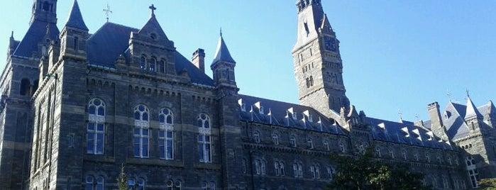 Georgetown Campus Tour