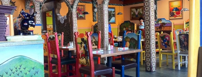 Mexico Lindo is one of Restaurants.