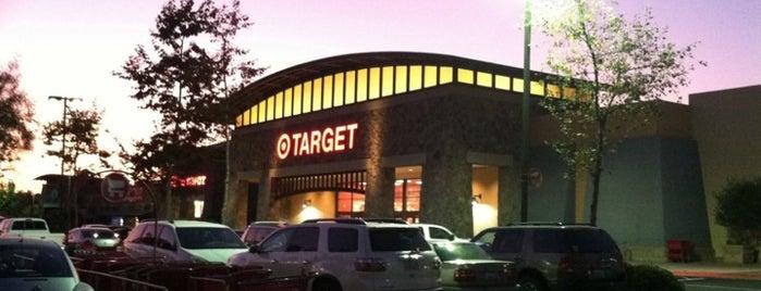 Target is one of Orte, die R gefallen.