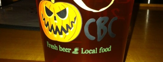 Cambridge Brewing Company is one of Best US Breweries--Brewery Bucket List.
