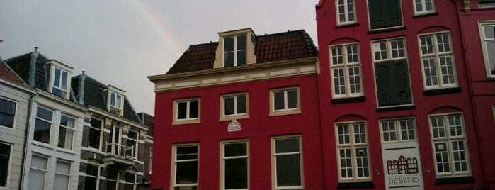 De Beurs is one of Bart's Liked Places.