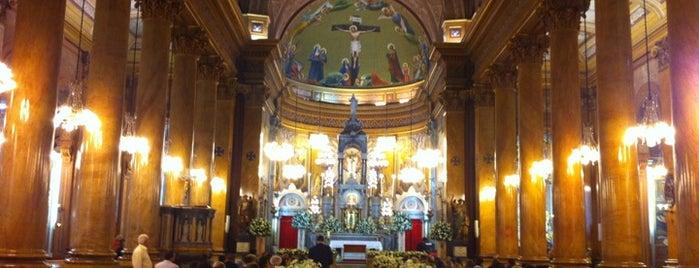 Santuário Sagrado Coração de Jesus is one of Locais salvos de Roberto.
