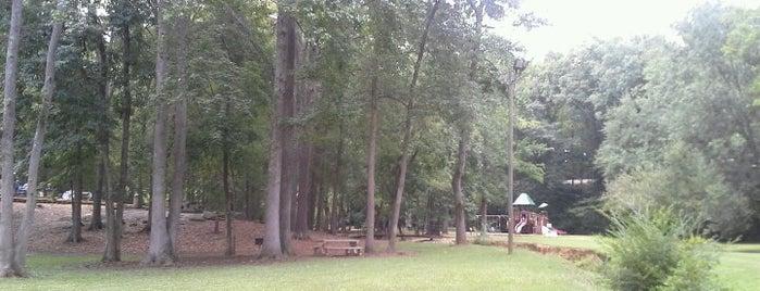 Clark Community Park is one of Tempat yang Disukai Lakesha.