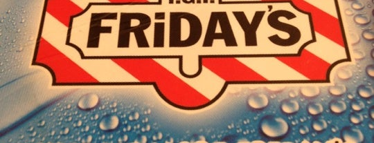 T.G.I. Friday's is one of Dubai Food 6.