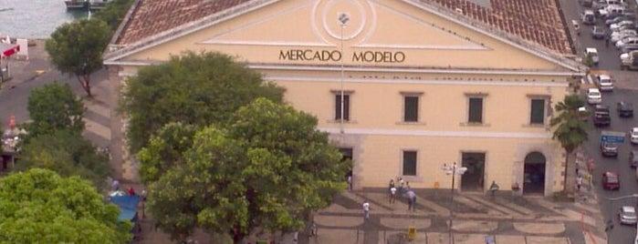 Mercado Modelo is one of Points de Salvador.