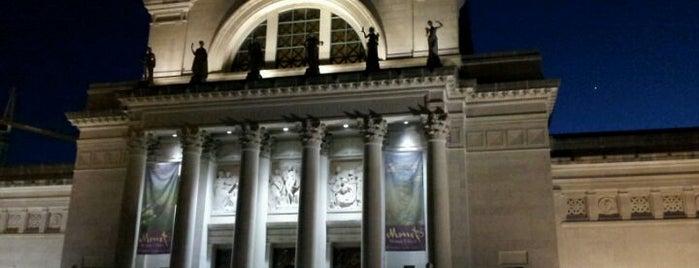 Saint Louis Art Museum is one of Hot List 2013 Winners.
