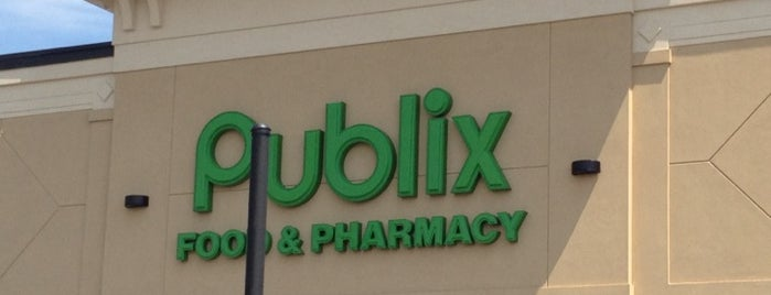 Publix is one of Aubrey Ramon 님이 좋아한 장소.