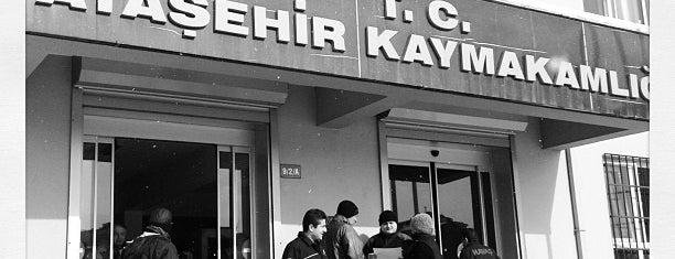 T.C. Ataşehir Kaymakamlığı is one of Posti che sono piaciuti a Arda.