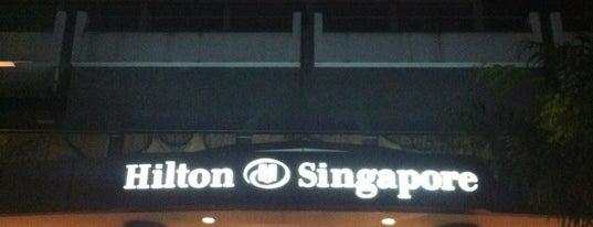 Hilton is one of Singapore.