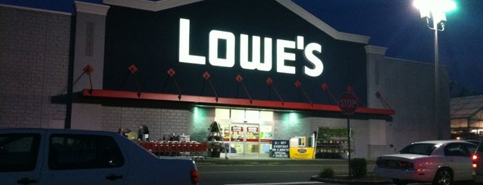 Lowe's is one of Lieux qui ont plu à Theresa.