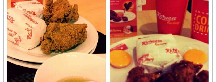 Richeese Factory is one of Jakarta Pusat.