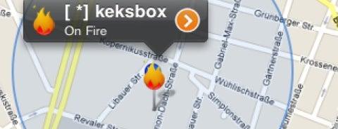 Keksbox is one of Social Media Spots in Berlin.