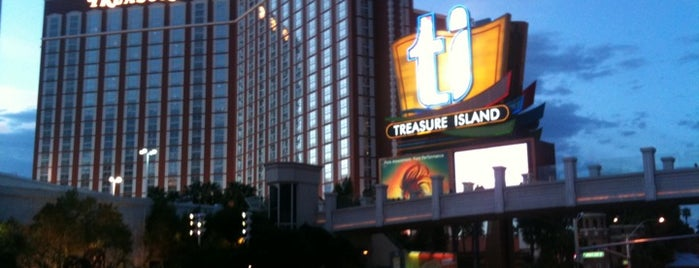 Treasure Island - TI Hotel & Casino is one of Vegas Vacation.