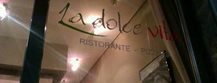 La Dolce Vita is one of Italian in Gent.