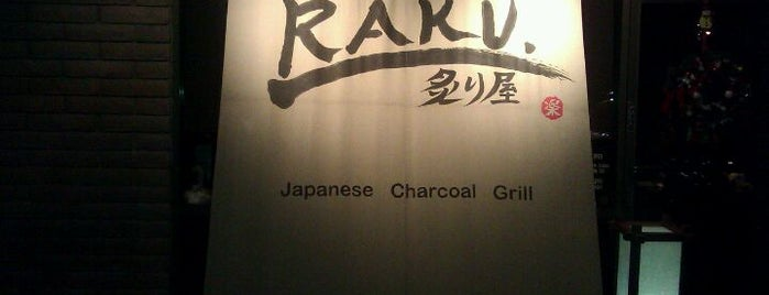 Raku is one of Vegas Baby!!.