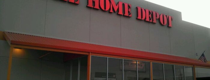 The Home Depot is one of Dixie : понравившиеся места.