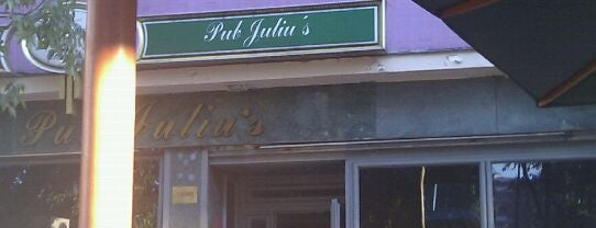 Pub Juliu's is one of Cervecerías www.thebeerclub.es.