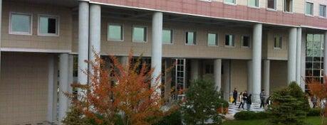 Okan Üniversitesi is one of İstanbul'daki Üniversite ve MYO'ların Kampüsleri.