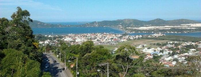 Mirante do Morro da Lagoa da Conceição is one of Pontos turísticos.