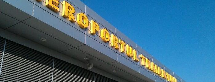 "Timișoara ""Traian Vuia"" International Airport (TSR) is one of Airports - Europe."