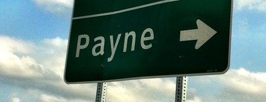 Wayne/Payne Exit is one of Orte, die Kerry gefallen.