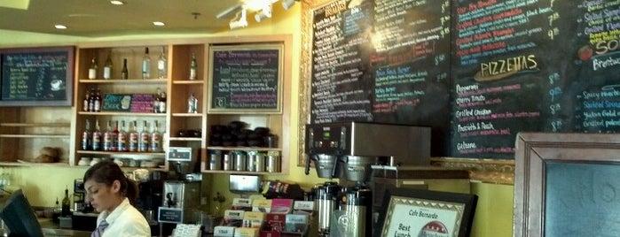 Café Bernardo is one of Yums.
