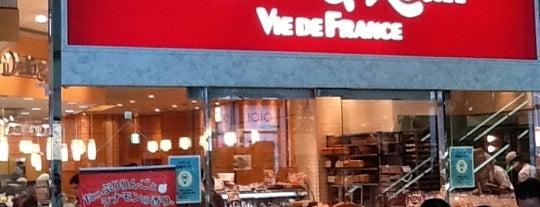 ヴィドフランス Deli & Roux 国分寺店 is one of 不味い珈琲は世の中の敵.
