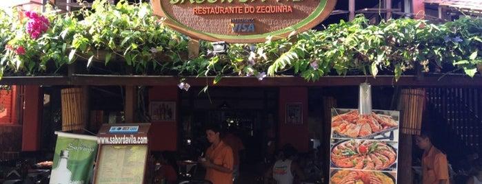 Sabor da Vila - Restaurante do Zequinha is one of Locais salvos de Carlos.