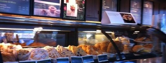 Starbucks is one of สถานที่ที่บันทึกไว้ของ Steffen.