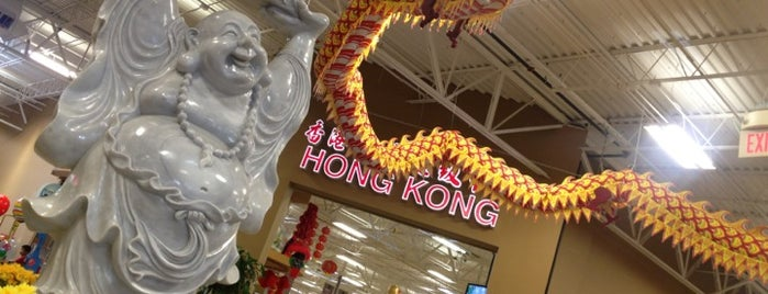 Hong Kong Market is one of Tempat yang Disukai Lovely.