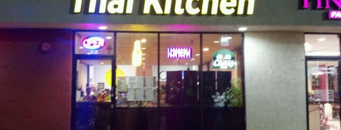 Thai Kitchen is one of Thousand Oaks/Moorpark/Simi Valley dinner & drinks.