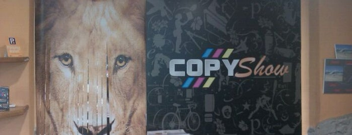 Copisteria Copyshow is one of Barcelona / Printers and printing services.