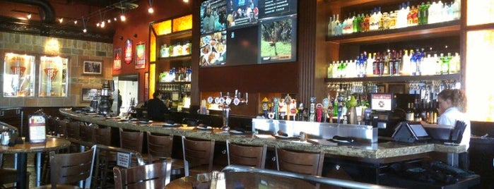 BJ's Restaurant & Brewhouse is one of WABL Passport.