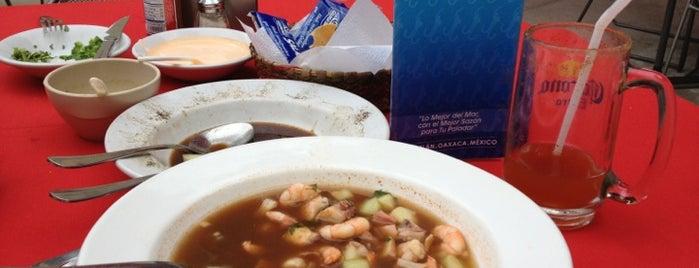 Los Anzuelos is one of Lieux sauvegardés par Ariana.