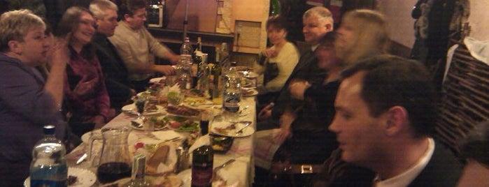 Черный Доктор is one of Рестораны Киева / Restaurants (Kyiv).