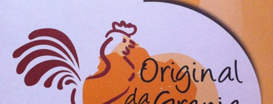 Original da Granja Galeteria is one of COMER, COMER, COMER.