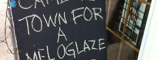 Mel-O-Glaze Bakery is one of Donuts 🍩.