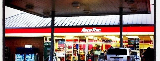 RaceTrac is one of Russ's Liked Places.