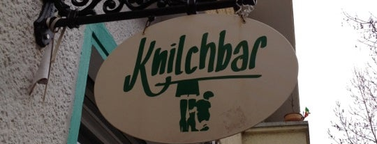 Knilchbar is one of berlin fur kinder.