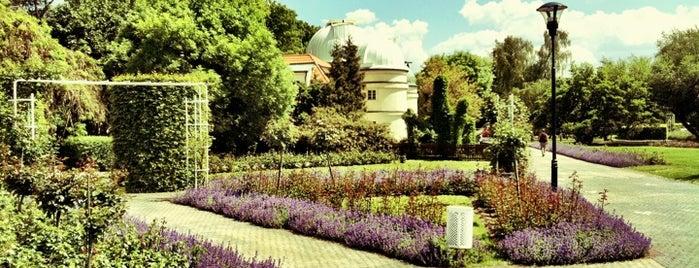 Růžová zahrada is one of Lugares guardados de Fabio.