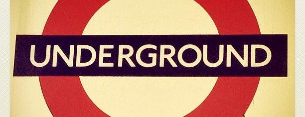 Kilburn Park London Underground Station is one of Underground Stations in London.