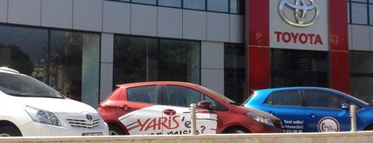 Toyota Plaza Parmaksızlar is one of Fuat'ın Beğendiği Mekanlar.