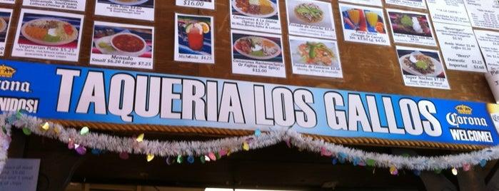 Taqueria Los Gallos is one of hostel.