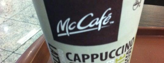 McCafé is one of CWB - Cafés.