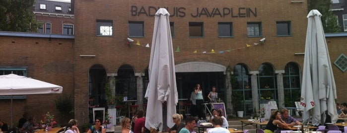 Het Badhuis is one of A'dam favourites.