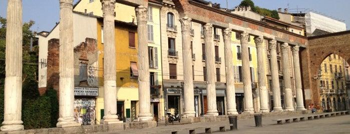 Colonne di San Lorenzo is one of Cose da fare, posti da vedere - ancora.