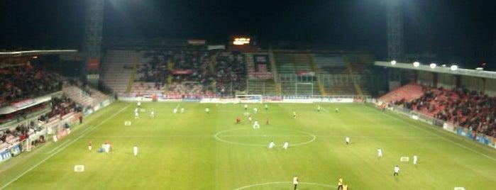 Prvoligové futbalové štadióny
